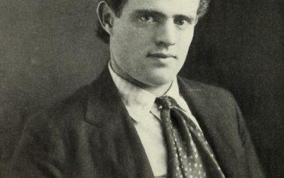 הסופר ג'ק לונדון